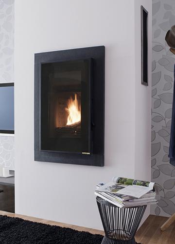 Exemple de cheminée mixte - HCL