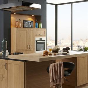 Image d'une cuisine en page d'accueil - HCL