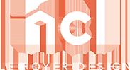 HCL logo blanc