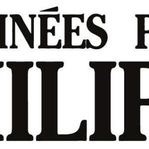 Logo Philippe blanc - HCL
